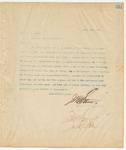 Letter to Hon. J.J. Carter, April 5, 1895