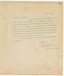 Letter to To Whom it may Concern, April 5, 1895