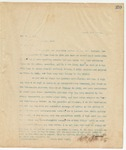 Letter to Mr. H.A. Juff, April 5, 1895