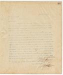 Letter to Hon. W.S. Farish, April 6, 1895