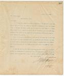Letter to Mr. Abijah Hunt, April 7, 1895