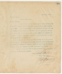 Letter to Dr. A.J. Phelps, April 7, 1895