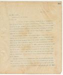 Letter to Hon. Hoke Smith, April 8, 1895