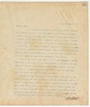 Letter to Mayor, April 8, 1895