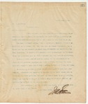 Letter to Dr. C. Kendrick, April 9, 1895