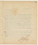 Letter to Dr. A.J. Phelps, April 15, 1895