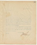 Letter to M.A. Montgomery, Esq., April 16, 1895