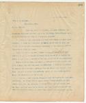 Letter to Hon. J.S. Mc.Neily, April 16, 1895