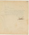 Letter to Mr. A.B. Hurt, April 16, 1895