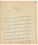 Letter to Hon E.H. Moore, April 25, 1895
