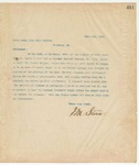 Letter to Saint Louis Bank Note Company, June 25, 1895