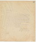 Letter to Mr. J.B. Spencer, July 15, 1895