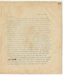 Letter to Jennie, August 17, 1895