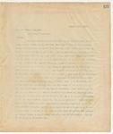 Letter to General Enrique Collaze, August 30, 1895