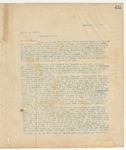 Letter to Mr. J.K. Cayce, September 1, 1895
