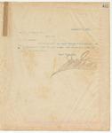 Letter to Capt. C.J. Hyatt, September 5, 1895