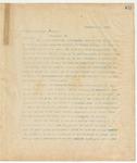Letter to Editor Manufacturer's Record, September 14, 1895