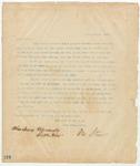 Letter to Innes, October 11, 1895