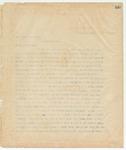 Letter to Hon Thomas G. Jones, October 17, 1895
