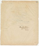 Letter to Mess B. Alsman and Co., October 19, 1895