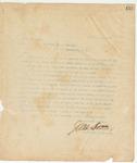 Letter to Hon. Hoke Smith, November 14, 1895
