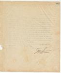 Letter to Jennie, November 21, 1895