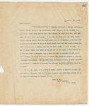 Letter to Queenie, November 27, 1895