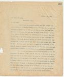 Letter to Mr. James Harrison, December 16, 1895
