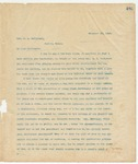 Letter to Gov. C.B. Culberson, December 17, 1895