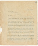 Letter to Mr. C.M. Dunn, December 22, 1895