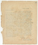 Letter to To Whom it may Concern, December 22, 1895