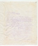 Letter to Mr. John A Galbreath, March 18, 1898