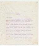 Letter to Mess C.E. Grafton & Z.D. Davis, March 19, 1898
