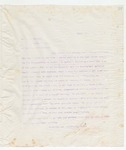 Letter to Mr. I. P Collier, April 13, 1898