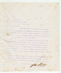 Letter to Brother T.E. Ross, April 23, 1898