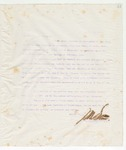 Letter to To Whom it may Concern, April 28, 1898