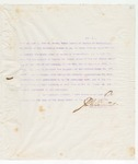 Letter to No Recipient Given, May 1, 1898