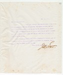 Letter to Brother Collier, May 11, 1898