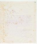 Letter to Major G.L. Pruden, June 4, 1898