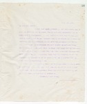 Letter to Miss Lula, June 10, 1898