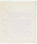 Letter to Innes Alexander, June 29, 1898