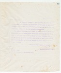 Letter to President of the United States, July 18, 1898