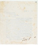 Letter to Brother J.F. McCormick, September 5, 1898