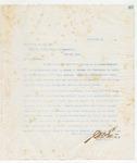 Letter to Brother G. Edward Park, September 5, 1898