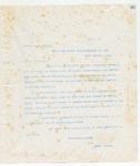 Letter to Brother K.T Keeton, September 20, 1898