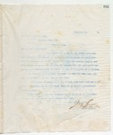 Letter to Brother G. Edward Park, 11/25/1898