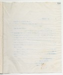 Letter to Brother A.D. Bailey, January 24, 1899 by John Marshall Stone