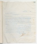 Letter to Brother Frederic Speed, January 31, 1899
