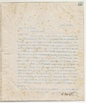 Letter to Col. W.B. Montgomery, March 6, 1899