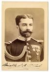 Spanish officer on staff to Gen. Blanco of Cuba